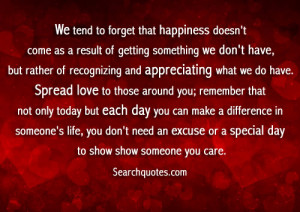 wish everyone out there a Happy Valentine's Day. I hope your day ...