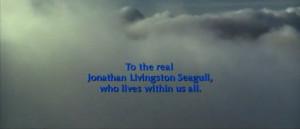 New Age goes big screen: Jonathan Livingston Seagull