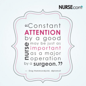 ... why being a nurse is such an amazing pre nursing education quotes than