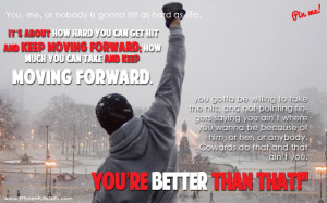 Lessons on Perseverance and Winning With Rocky Balboa.