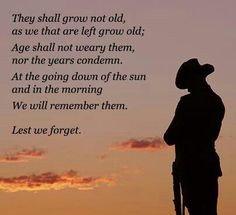... lest we forget anzac memories day quotes troop grateful national