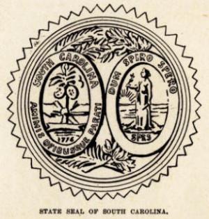 Year South Carolina Colony Founded: