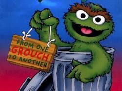 Funny Oscar The Grouch