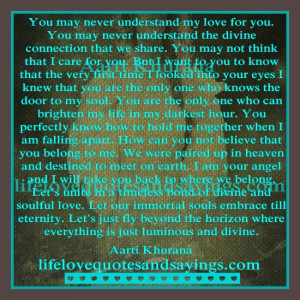 Divine Love..