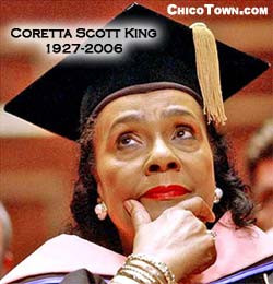 Coretta Scott King Quotes About Her Husband