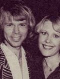 Bjorn Ulvaeus and Lena Kallersjo