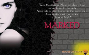 Marked - house-of-night-series Photo