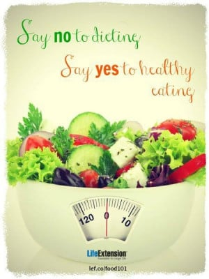 Say Yes! Healthy eating 101: http://lef.co/food101 #healthy #nutrition ...