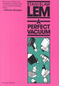 Perfect Vacuum NEW by Stanislaw Lem