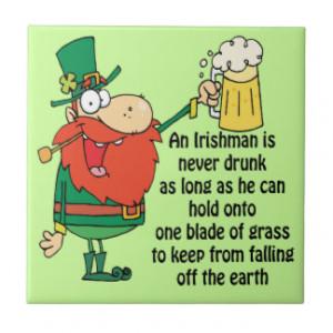 Funny Leprechaun Sayings Gifts