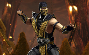 Scorpion in Mortal Kombat HD Wallpaper #4068