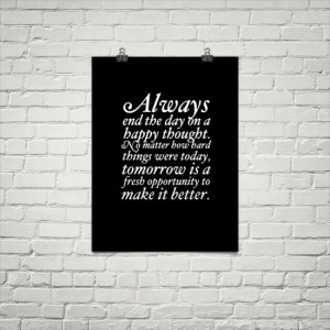 ... Posters Of Inspiring Quotes To Brighten Your Day - DesignTAXI.com