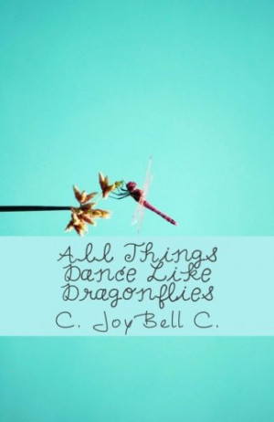 Book: All Things Dance Like Dragonflies - Transmundane poetry designed ...