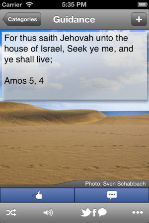 ... daily bible the most encouraging verses for everyday life ios Pictures