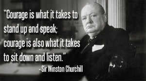 Sir Winston Churchill Quotes | Wise And Famous Quotes Of Sir Winston ...