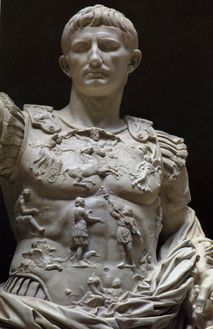 Augustus' life offers lessons on succession