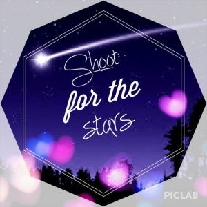 Shooting star #quotes #sayings #inspiration
