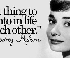 Audrey Hepburn Quotes Facebook Covers Celebrity quotes facebook