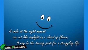 Smile The Right Unknown...