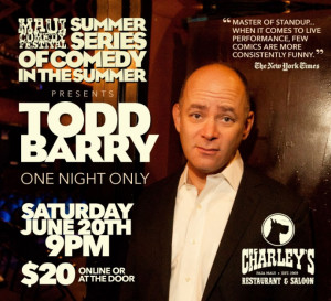 Todd Barry Pictures