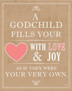 NURSERY ART- GODCHILD- 8 x 10, Print- Childrens Decor, wall art. $16 ...