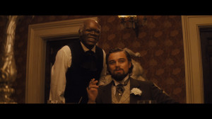 Samuel L Jackson Django Samuel l jackson and leonardo