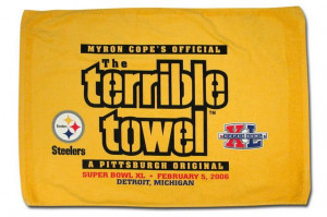 Steelers Terrible Towel