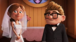 Disney Carl and Ellie