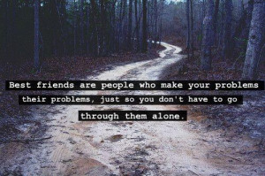 Quote on best friends