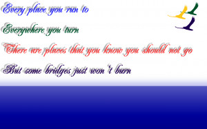 We Fly So Close - Phil Collins Song Lyric Quote in Text Image