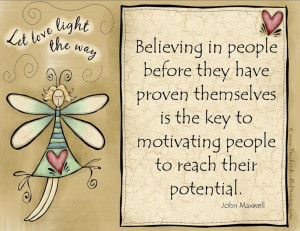 Great Quote by John Maxwell. Art work by SnickerdoodleDreams.com