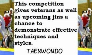 Taekwondo famous quotes 9