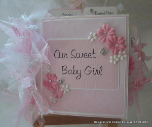 Welcome Baby Girl Quotes Our sweet baby girl - baby