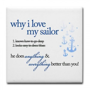 Why I Love My Sailor