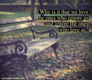 who loves us quotes