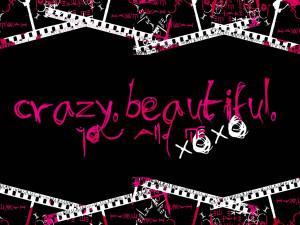 Pink Crazy Beautiful