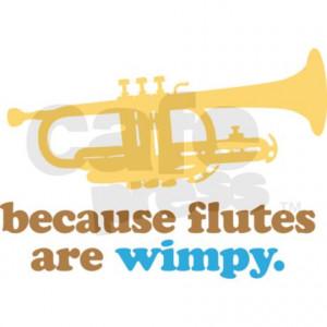 Funny Trumpet Quotes