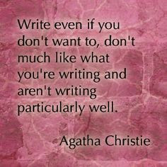 agatha christie quotes | Agatha Christie one of my all time fave ...
