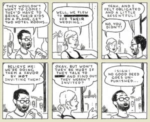 Scenes from an Impending Marriage by Adrian Tomine - Reviews ...