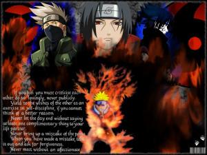 Naruto Wallpaper by delixir