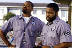 ... and get security guard jobs in New Line Cinema's FRIDAY AFTER NEXT