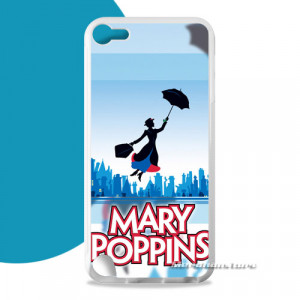 Mary Poppins quote iPod Touch 5 Case