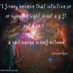 Picture Post about Intuition and Healing