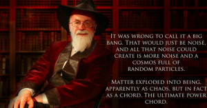 Fans pay tribute to Terry Pratchett with these magical quotes