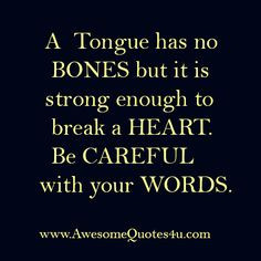 So true. Words spoken or written, still hurts. I will be ok with what ...