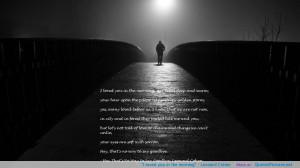 Leonard Cohen Poetry Quotes Clinic