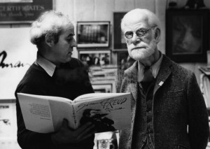 Ralph Steadman (b. May 15, 1936), British cartoonist and great Gonzo ...