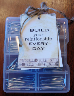 Nails - Build your relationship every day
