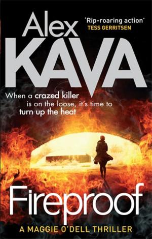 """Alex Kava """"Płomienie śmierci"""""""