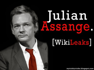Julian Assange & Wikileaks HD Wallpapers : Words of Julian Assange